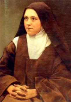 SANTA TERESESINHA DO MENINO JESUS Teresa20