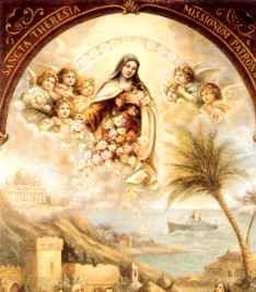 SANTA TEREZINHA DO MENINO JESUS Teresa21